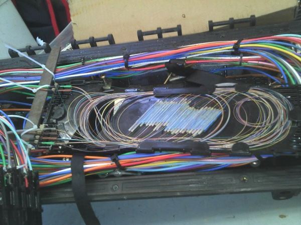 Fiber-optic technology