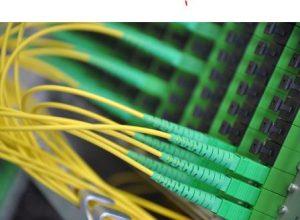 Fiber optics to the home
