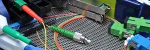 Cleaning Fiber Optic Cables
